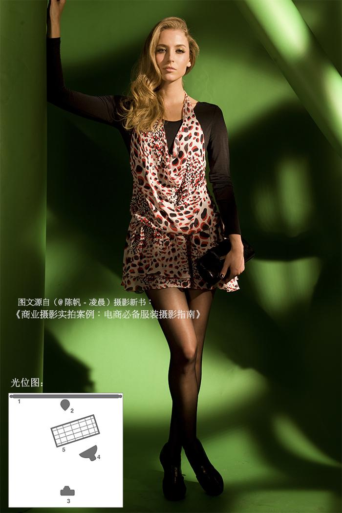 阳江摄影培训:单色背景商业人像服装拍摄核心技巧 电商必备