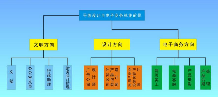 广东省精英职业学院电子商务专业课程及就业前景
